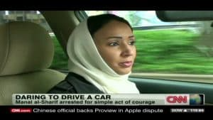 Manal al-Sharif Before the Right to Drive