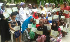 Hajara Usman Girls Leadership Programme, Graduation Day.